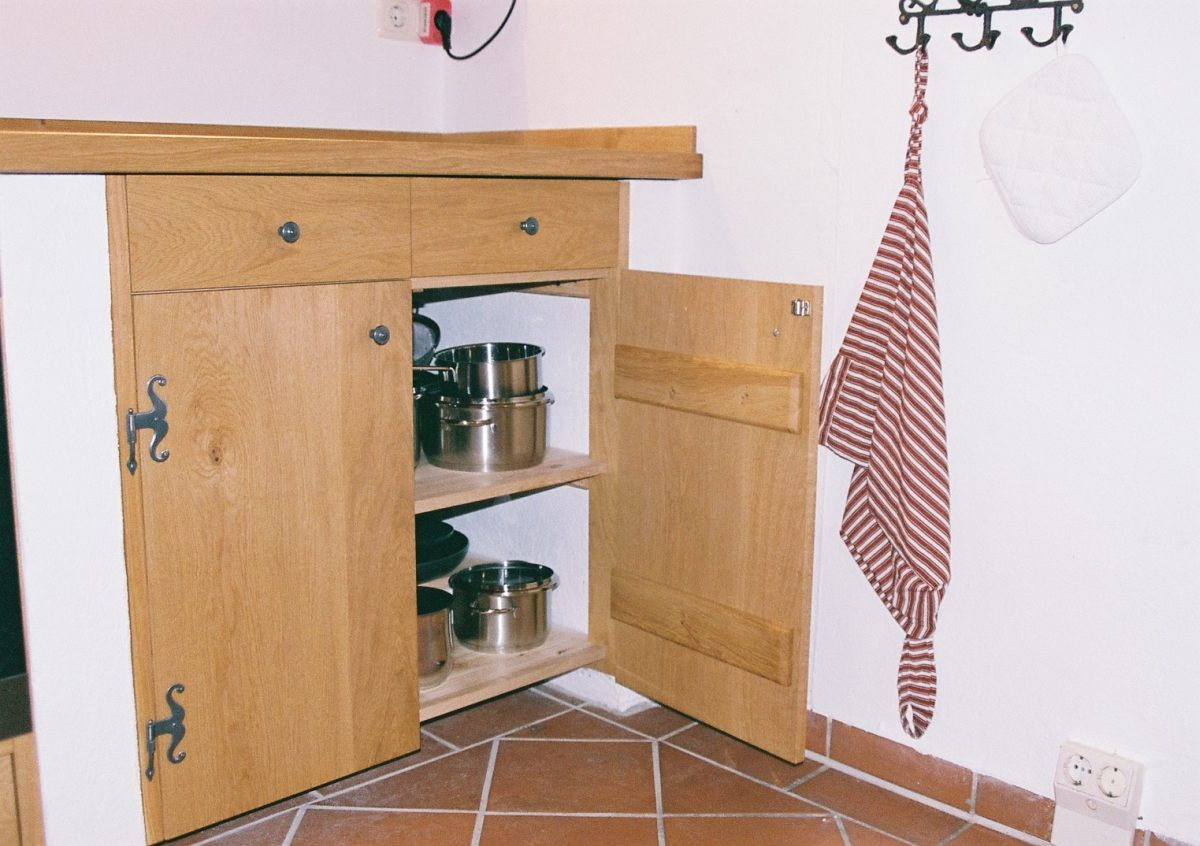 Küche im Landhausstil « Tischler Raschke Rügen